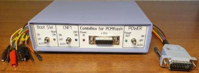 CombiBox для PCMflash (PowerBox for PCMflash)